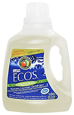 Earth Friendly - ECOS Laundry Detergent All Natural Lemongrass
