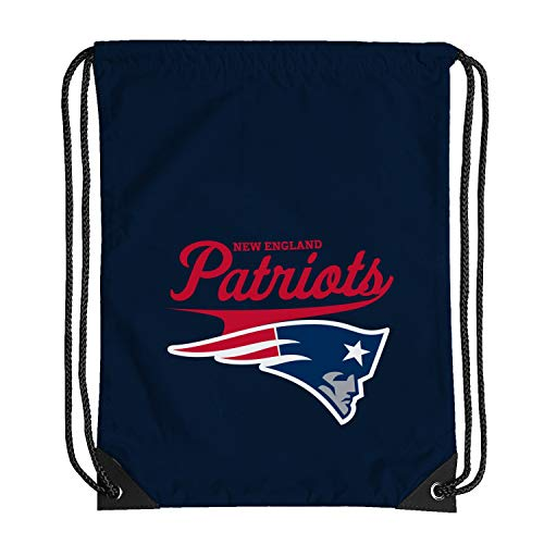 - Officially Licensed NFL New England Patriots Team Spirit Backsack