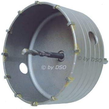 Tige Perceuse 125mm TCT avec SDS DR045