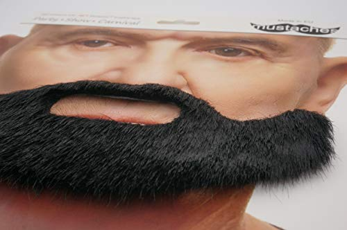 Amazon Com Mustaches Self Adhesive Novelty Fake Short Boxed