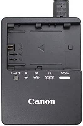 LC-E6 LC-E6E Battery Charger for Canon LP-E6 LP-E6N EOS 5D 80D 70D 60D 6D 5Ds 5D2 5D3 5DSR 5D4 Mark II III IV Camera