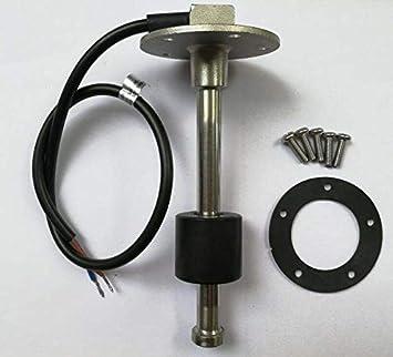 Amazon.com: ECMS - Unidad de sensor de nivel de agua para ...