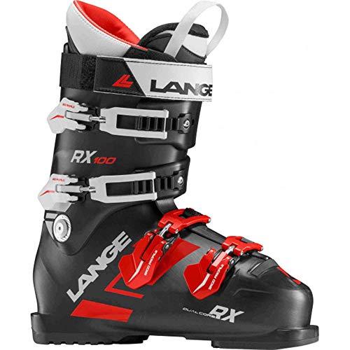(Lange RX 100 Ski Boots - 25.5)