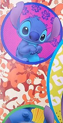 LILO y Stitch papel de regalo, 2 hojas, decoración de fiesta ...