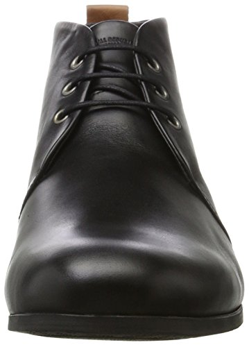 Derby Royal Sole RepubliQ Nero Cast Midcut W Black Uomo Scarpe Stringate Nero Base RzRXrZ