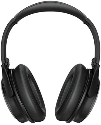 Top rated TaoTronics Active Noise Cancelling Headphones [2020] 45H Playtime Bluetooth Headphones