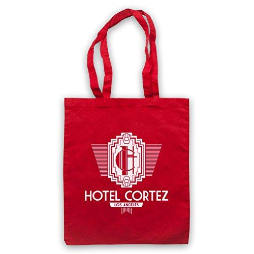 American Horror Story Hotel Cortez Bolso Rojo