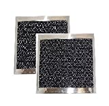 Replacement Whirlpool W10120840A Filter for Microwave 2 Pack