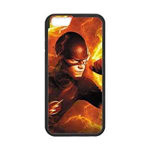 The Flash iPhone 6 Plus 5.5 Inch Cell Phone Case Black xlb-322735