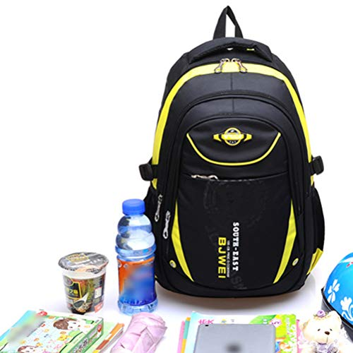 Grades 6 Vosarea à étudiants Les et garçons de Camping étanche 3 des Portable pour pour Sac Sac Durable Les Dos Les d'école Bleu Voyage Filles BqYnq6WA8