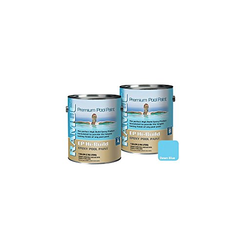 - Republic Powdered Metals EPHB32801 Type EP Hi Build - Epoxy Paint, Dawn Blue