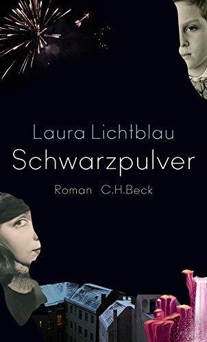 Cover: Laura Lichtblau - Schwarzpulver