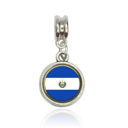Flag Of El Salvador Euro...