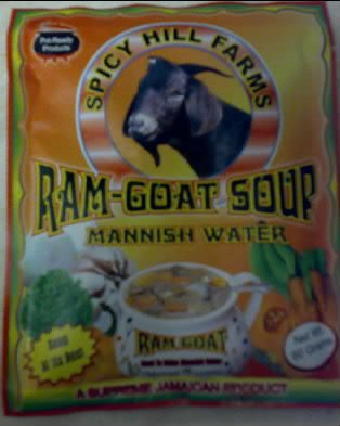 Price comparison product image Spicy Hill Farm Ram Goat (Mannish Water) Soup Mix