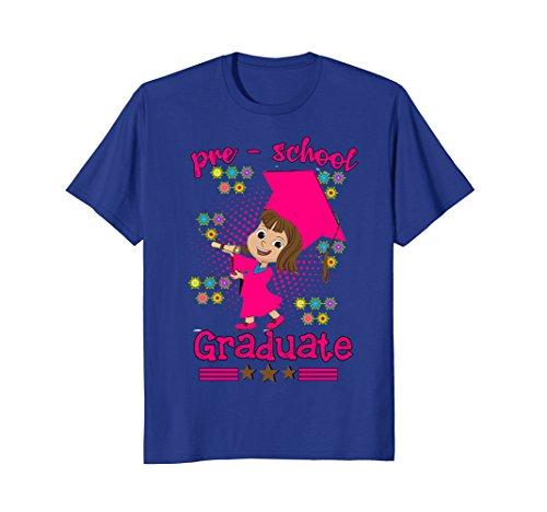 Kids Preschool Graduate 2018 Graduation Pre-K Gift T-Shirt ()