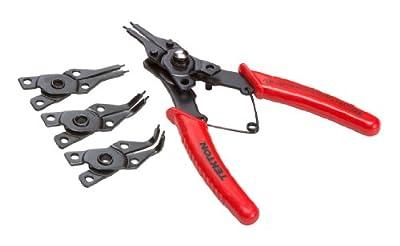 TEKTON 3578 8-in-1 Universal Snap Ring Pliers Set