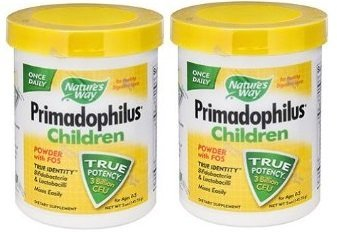 Primadophilus Children By Nature's Way 4.9 oz, 2 Pack by Natures Way