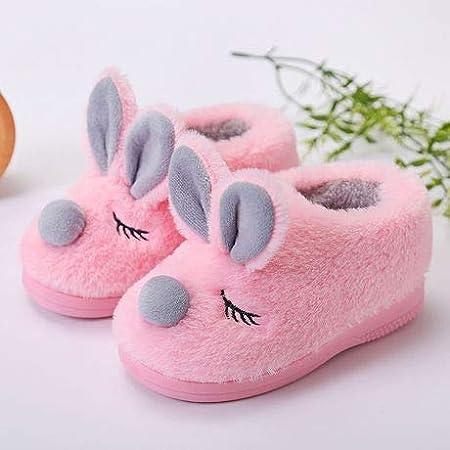 Zapatillas Bolso Para Niños Con Zapatillas De Algodón Para Hombres ...