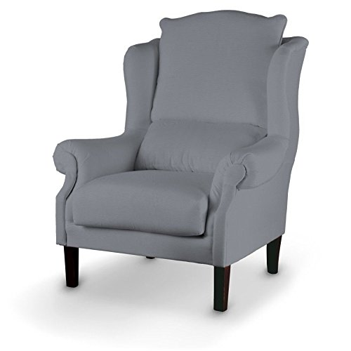 Dekoria Sessel 63 x 115 cm Slade grey