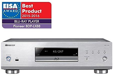 Pioneer BDP-LX88-S Blu-ray Disc Player Descargar Controlador