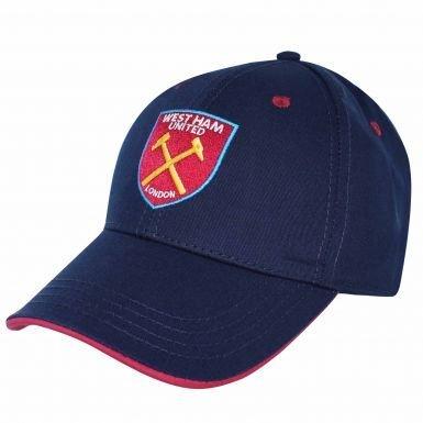 de United del Ham West Oficial béisbol adultos Gorra nRqTFxx