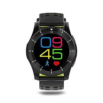 No.1 GS8 Smartwatch Bluetooth 4.0 SIM Call Message Reminder ...