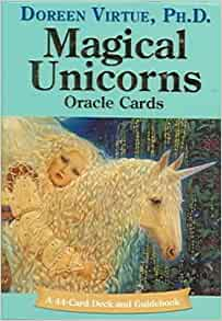 Magical Unicorns Oracle Cards by Doreen Virtue (2005-05-31