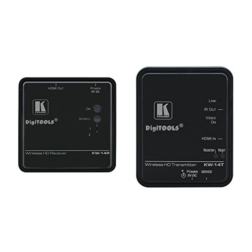 Kramer KW-14 | Expandable Wireless HDMI Video Transmitter Receiver by Kramer