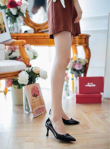 Beige Hwf Chaussures Bouche Femme Taille Hauts 7cm 39 Féminine Peu Hauteur Talon Sexy À Simples couleur De Noir Talons Femmes Profondes qCTnxw5zCg