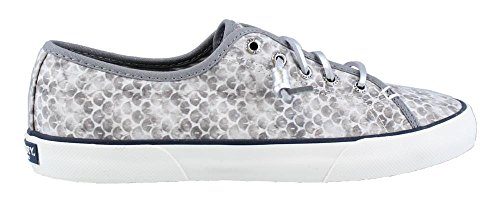 SPERRY Women's, Pier View Slip On Shoes Grey Light 9 M by Sperry Top-Sider