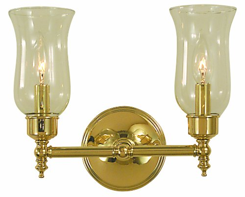 framburg-2502-pb-sheraton-2-light-vanity-fixture-with-clear-hurricane-glass-polished-brass