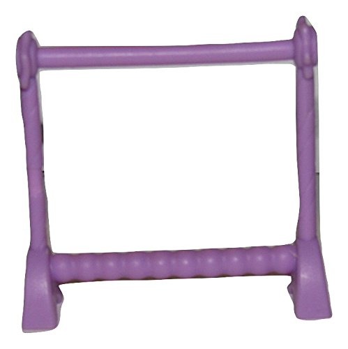 LPS Littlest Pet Shop Replacement Mall Clothes Rack or Bird Perch LOOSE//Packaged in Parts Bag