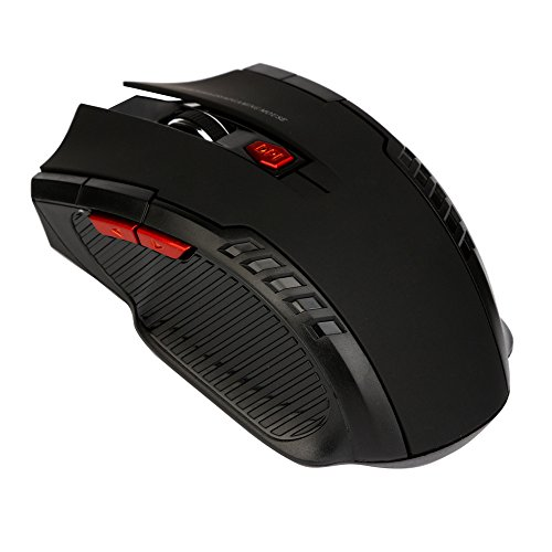 HomeMals 2.4G Wireless Mouse A USB Wireless