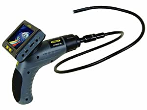 General Tools DCS400-09 Seeker 400-09 Wireless Video Inspection System with 9.0mm Diameter Camera Tipped Probe
