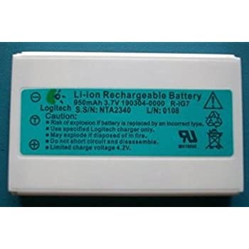 Set A Shopping Price Drop Alert For Logitech Li-ion Battery for Harmony Remote ONE 880 890 720