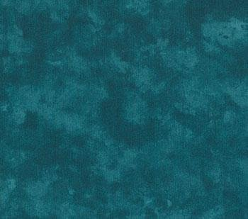 Moda Marbles~Teal Cotton Fabric by The ()