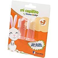 IrisanaBaby Mi Cepillito - Cepillo dental de silicona