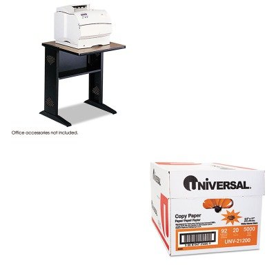 KITSAF1934UNV21200 - Value Kit - Safco Fax/Printer Stand w/Reversible Top (SAF1934) and Universal Copy Paper (UNV21200) -