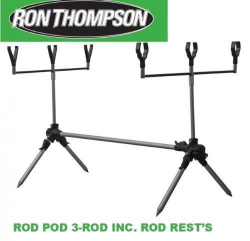 Ron Thompson Rod Pod komplett RODPOD