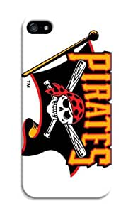 Iphone 6 Plus Protective Case,Comely Baseball Iphone 6 Plus Case/Pittsburgh Pirates Designed Iphone 6 Plus Hard Case/Mlb Hard Case Cover Skin for Iphone 6 Plus
