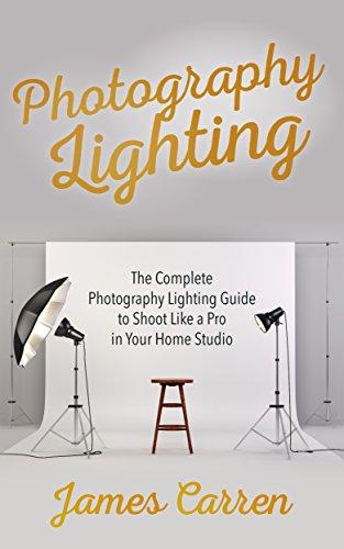 photography lighting ultimate guide to home studio photography lighting english edition