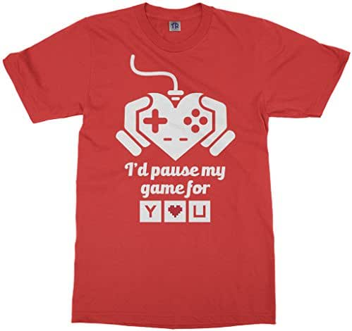 Threadrock Kids I'd Pause My Game for You Youth T-Shirt