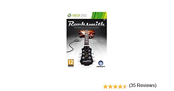 Rocksmith (no cable) - [Xbox 360]: Amazon.es: Industria, empresas y ciencia