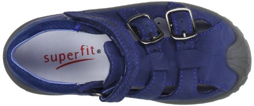 Superfit Softtippo 00043087 Jungen Sandalen Blau (water 87)