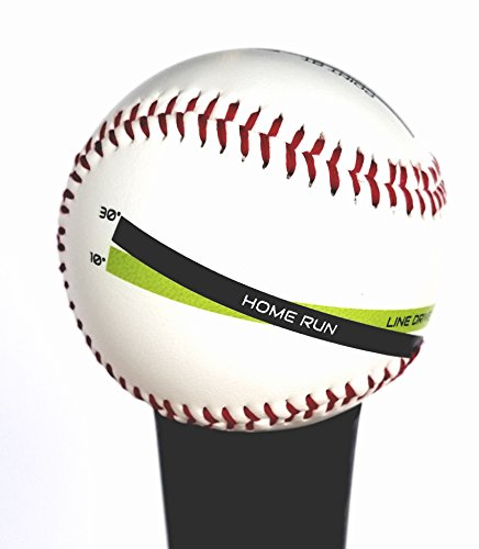 SWINGRAIL Launch Angle Training Baseballs (Pack of 3)
