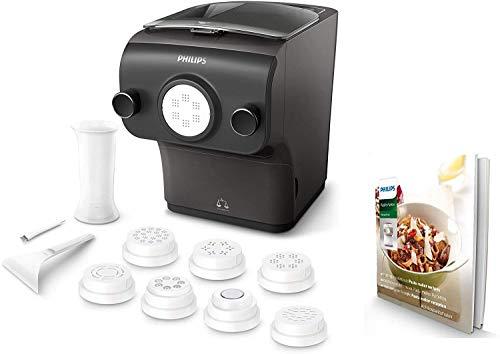 Philips Maker Avance HR2382/15 Macchina per Preparare Pasta Fresca con Bilancia Integrata, Programmi Automatici, 200 W… 1