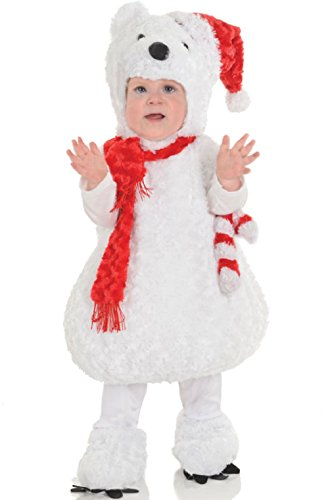 Devil Costume Toddler Darling (Christmas Polar Bear Toddler Halloween)