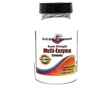 Amazon.com: Super Fuerza multi-enzyme Complex con Betaine ...