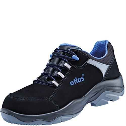 Atlas nbsp;s2 600 10 nbsp;dans Iso Noir Chaussures nbsp;conforme En Sécurité Basses De Tx Large 20345 nbsp;src rrCqO8Y