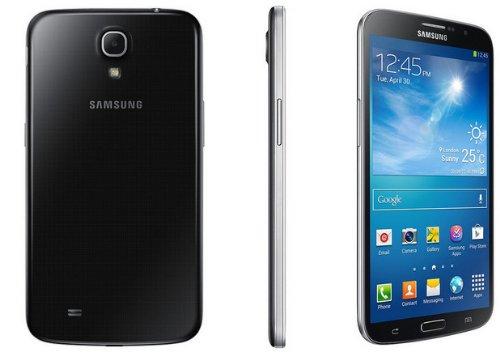 Samsung Galaxy Mega 6.3 I9200 8GB Unlocked GSM Dual-Core Android Smartphone w/ 8 MP Camera - Black